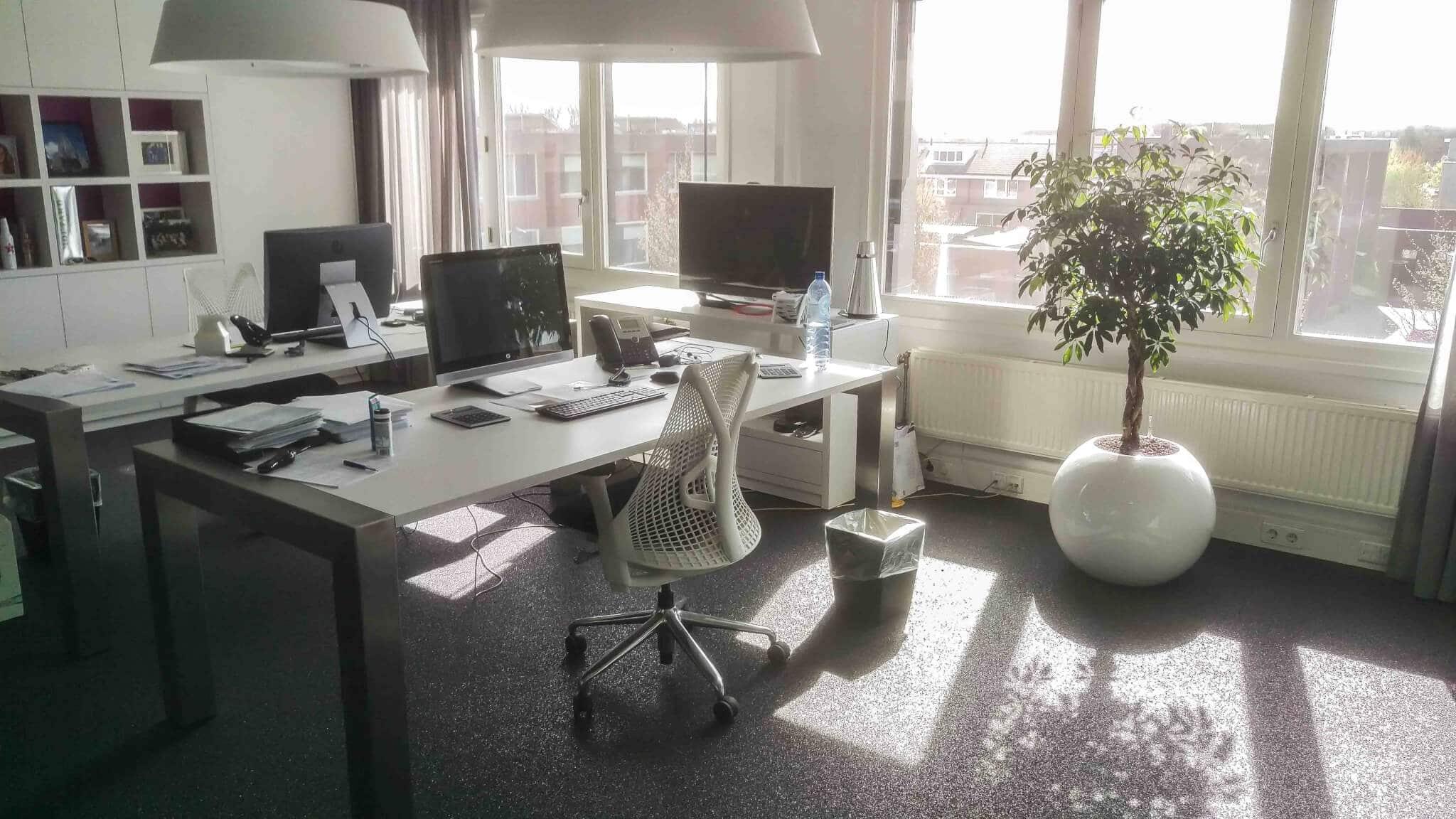 Planten kantoor IJsselstein
