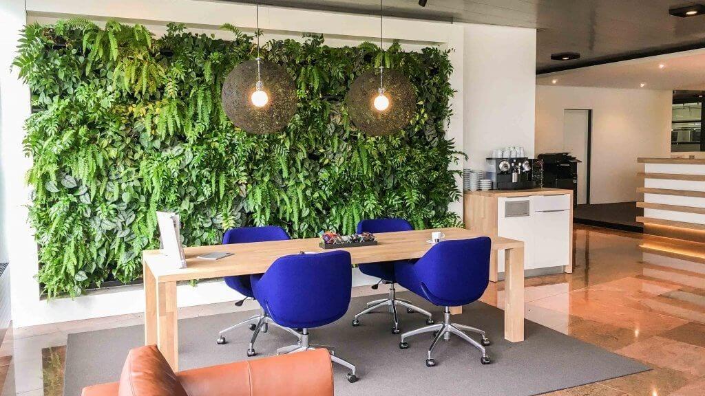 Plantenwand Utrecht