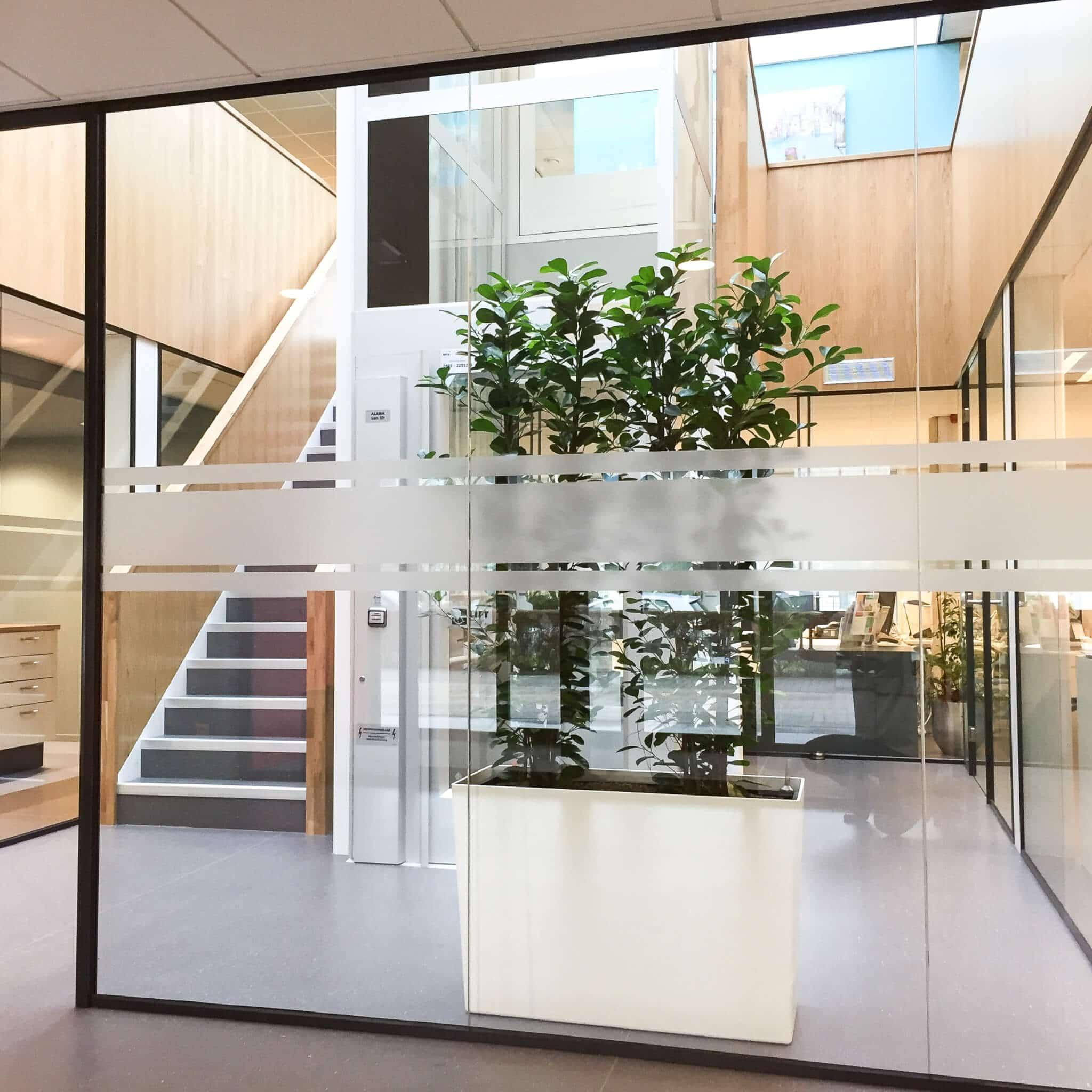 Interieurbeplanting Rotterdam