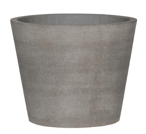 beton plantenbak binnen