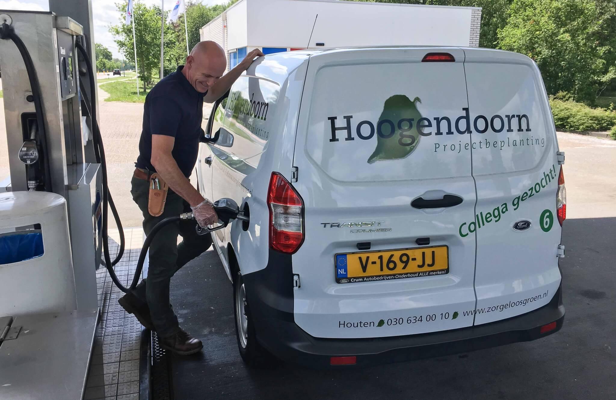 Hans Kemmere Hoogendoorn Projectbeplanting