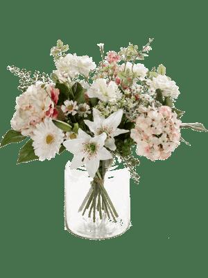 Bloemen voor kantoor