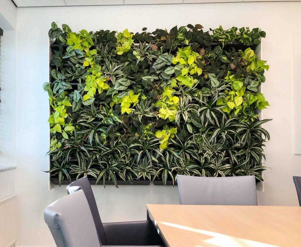 Schilderij met planten