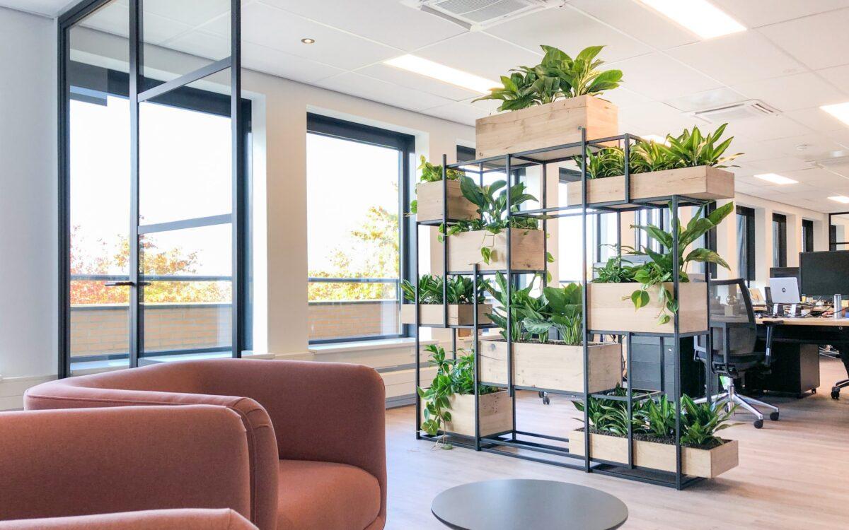 Interieurbeplanting kantoor