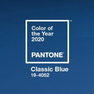 Kleur van het jaar 2020