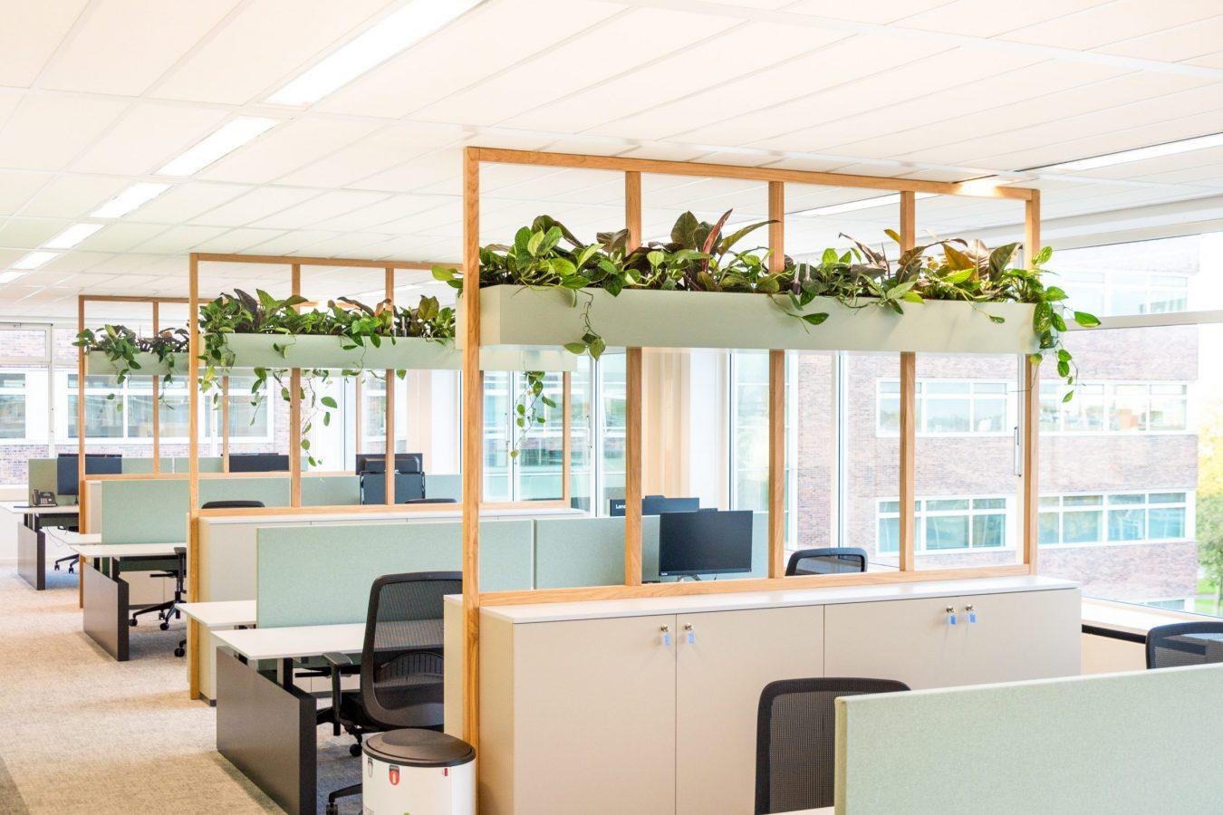 Maatwerk plantenbakken