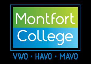 Montfort college logo
