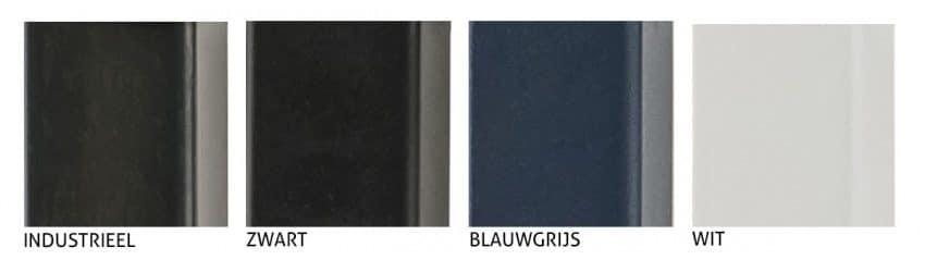 Kleur frame plantenkast