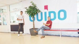 Sponsor boom bij GSG Guido VMBO