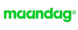 Maandag logo