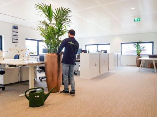 Veilig onderhoud op kantoor